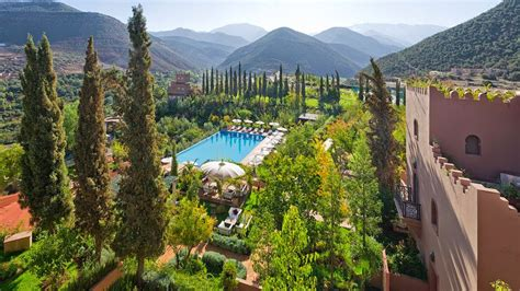 A Place In Marrakesh For Richard Branson To Visit by Kasbah Tamadot Richard Branson S Exclusive Luxury Resort