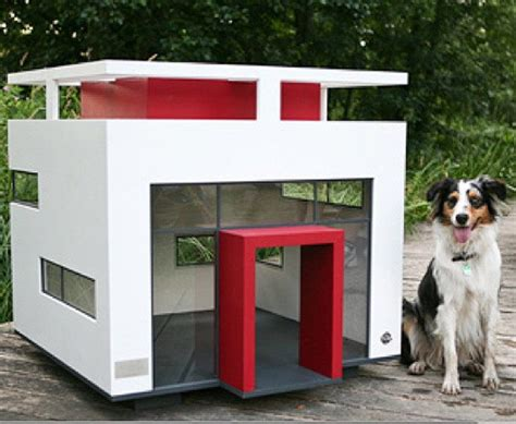 cool cot dog house the posh side of pups in the doghouse for national pet week california home