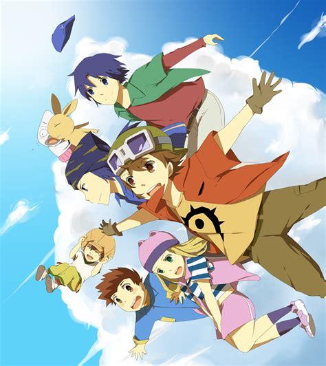 Dvd Anime Digimon Frontier Dubbing Indonesia digimon frontier image 292333 zerochan anime image board