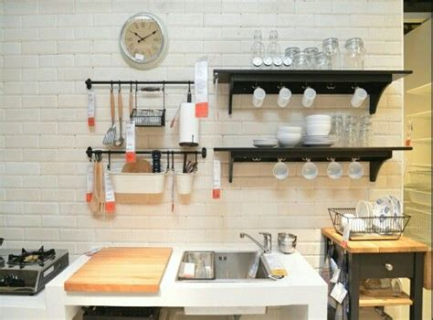 Kabinet Dapur Ikea 17 Terbaik Ide Tentang Dapur Ikea Di Dapur