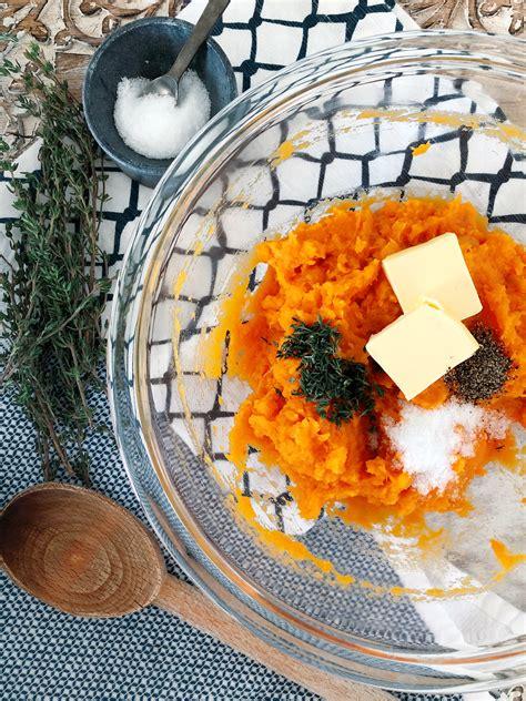 savory sweet potato mash cooking light