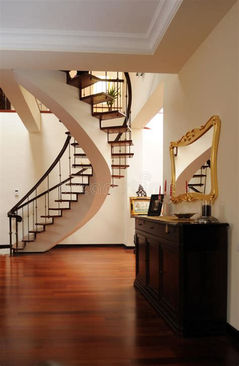 interior design foyer stock image image of vanity wall nice foyer with interior stairs stock image image of