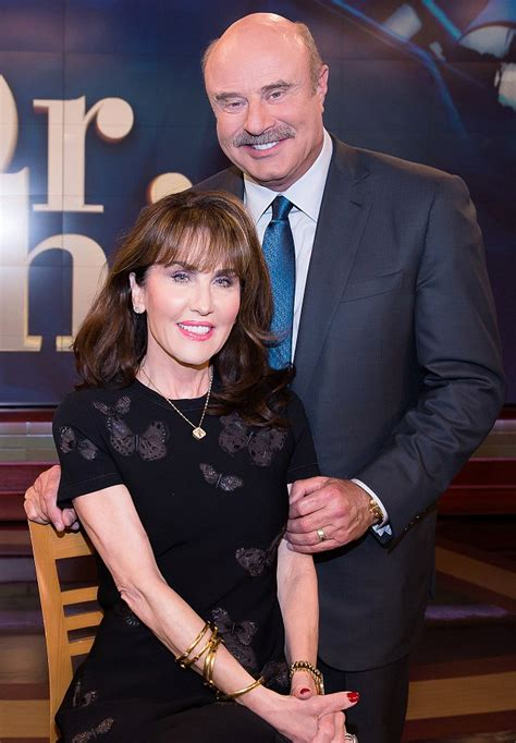 Has Anyone Seen Robin Mcgraw Dr Phils Wife Recently | dr phil mcgraw lashes out at national enquirer for its