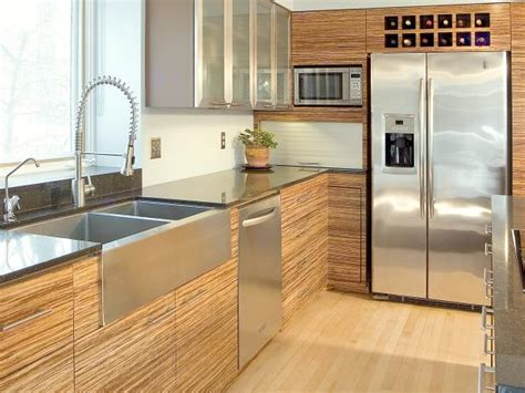 contemporary style kitchen cabinets modern kitchen cabinets pictures ideas tips from hgtv