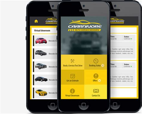 mobile it auto car dealer app auto dealer apps for iphone android