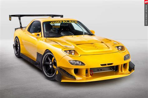 mazda rx 7 jdm palace imports re amemiya 98 mazda rx 7 fd3s photo