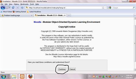 membuat web e learning dengan moodle cara membuat moodle e learning dengan menggunakan xampp