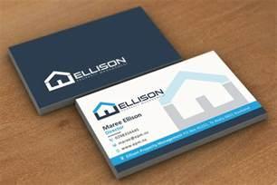 manage business cards ellison property management business card freelancer
