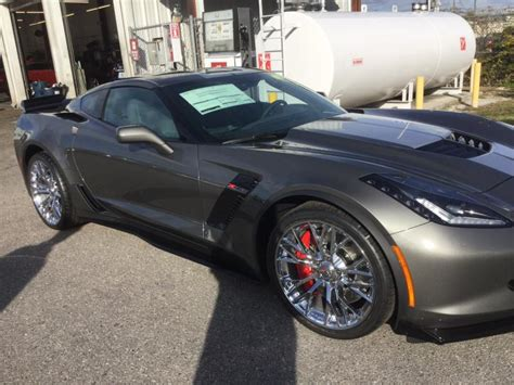 just arrived corvetteforum chevrolet corvette forum