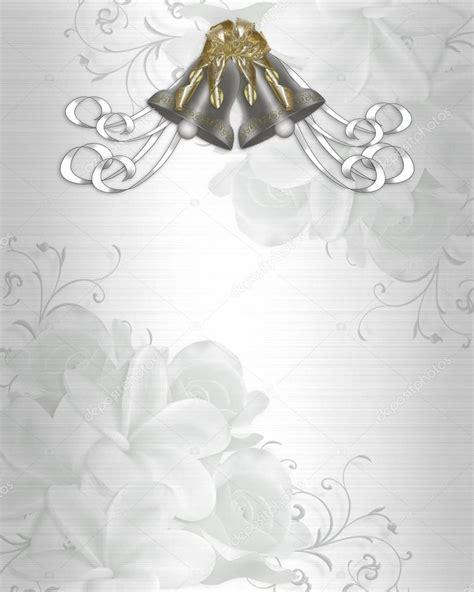 Wedding Bells Background by Wedding Bells Invitation Stock Photo 169 Irisangel
