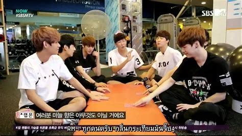 bts rookie king thaisub 131008 rookie king channel bts ep6 4 4 youtube