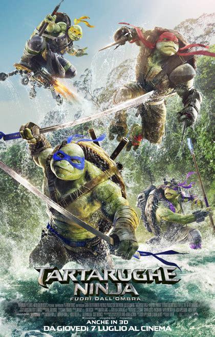 tartarughe ninja film uscita dvd tartarughe ninja fuori dall ombra 2016 mymovies it