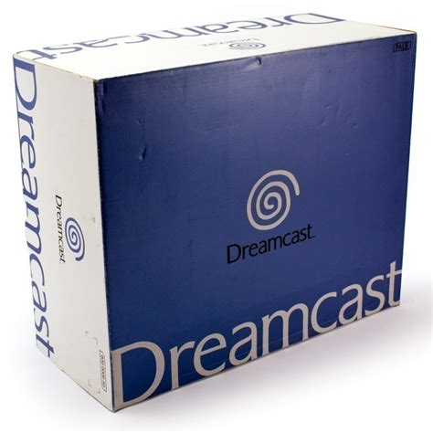console dreamcast dreamcast console incl official gamepad equipment