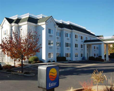 Comfort Inn Paradise Paradise California Hotel Motel