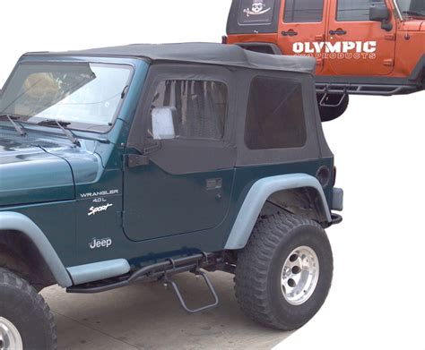 jeep step up olympic 4x4 products jeep step n easy step fits