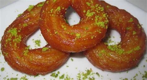 tatli halka tatlisi tarifi halka tatl tarifi resimli yemek tarifleri