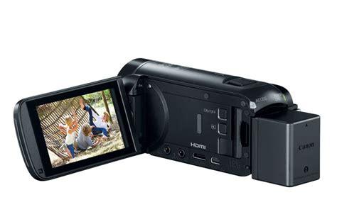 canon hf  bk vixia hf  hd camcorder black