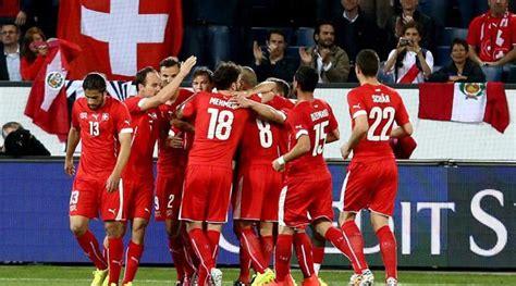 Brief Schweiz Nach Brasilien Fussball Ch Es Geht Los Abflug Nach Brasilien Wm 2014 Fussball International Nati Sport