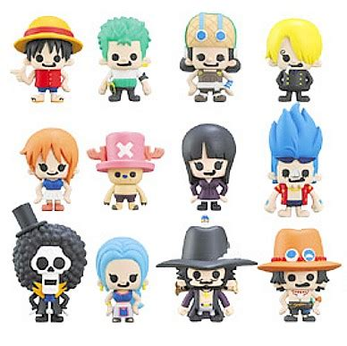 One Panson Works Fu Jr Vol 7 Set Of 12 Original 1 Plex Pop One Panson Works Mini Figure X12