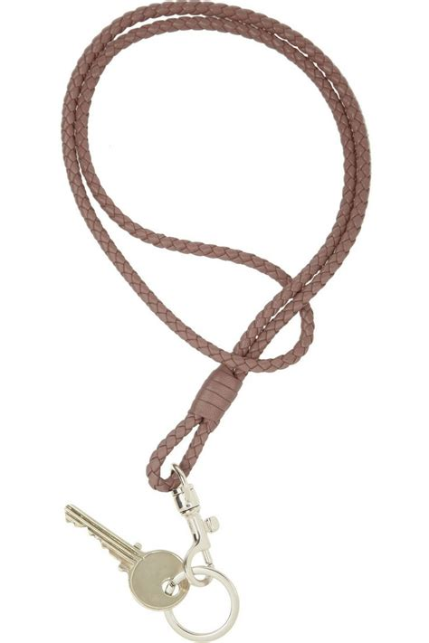 edc key lanyard leather lanyard key fob edc