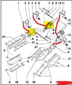 Exhaust Systems Hawaii Locations Solved Looking At My Exhaust System Each Catalytic Fixya