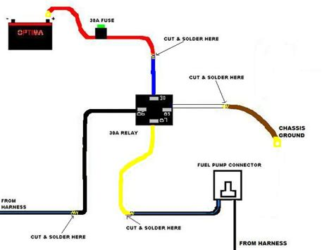 87a relay wiring diagram get free image about wiring diagram