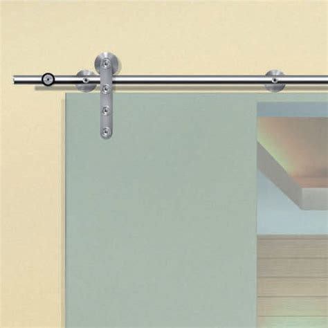 Hafele Barn Door Hardware Hafele Flatec Barn Door Hardware Hafele Tritec Series 71 Inch Stainless Steel Barn Door Hardware