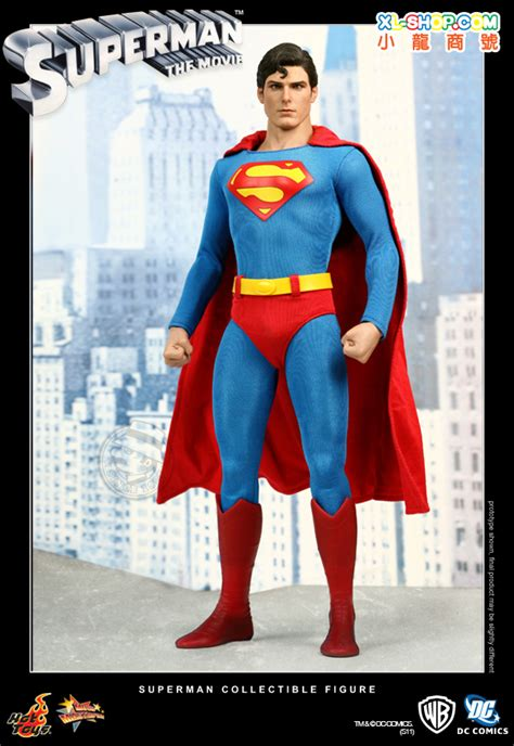 Toys Superman Christopher Reeve Ht toys mms152 superman 1 6th scale superman collectible figure