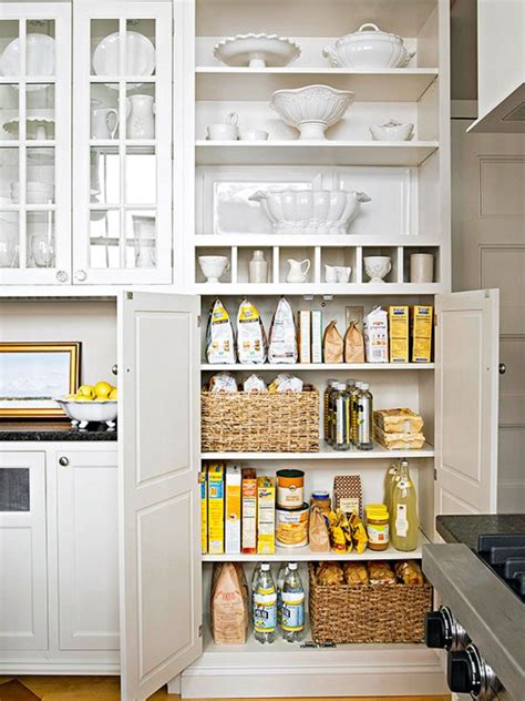 kitchen cabinets pantry ideas 20 variants of white kitchen pantry cabinets interior design inspirations