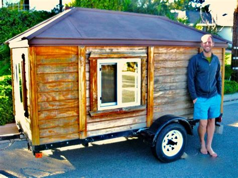 tiny house craigslist rob finds his new tiny house on craigslist for 950 ready