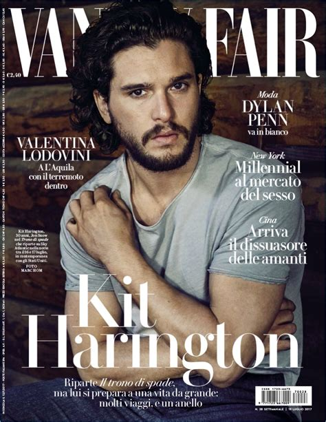 vanit fair kit harington vanity fair italia july 2017 kit harington