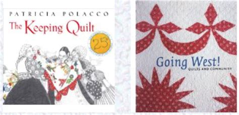 The Keeping Quilt Book by Books For County Libraries Wyoming State Quilt Guild