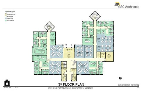 nursing home floor plans nursing home design plans castle home