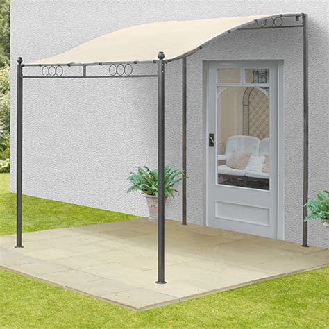gazebo wall steel wall gazebo 2 5m review compare prices buy