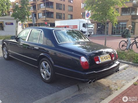 bentley arnage 2015 bentley arnage t 15 juni 2015 autogespot