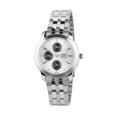Casio Mtp Jam Tangan Pria 1094e 7adf jual casio analog mtp 1192a 7adf jam tangan pria harga kualitas terjamin blibli