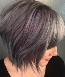 gray shoulder length hairstyles 20 medium bob hairstyles