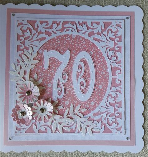 70th Birthday Card 1000 Ideas About 70th Birthday Card On Pinterest 21st