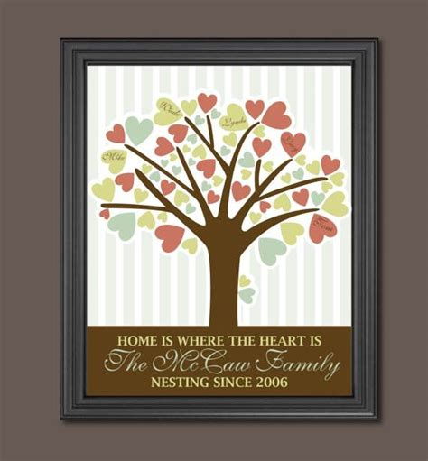 Handmade Family Tree Ideas - family tree ideas pictures to pin on