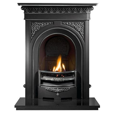 Solid Fuel Fireplace Gallery Nottage Cast Iron Fireplace