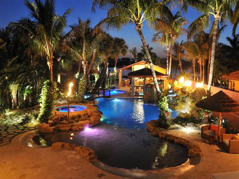landscape lighting miami outdoor lighting miami lighting ideas
