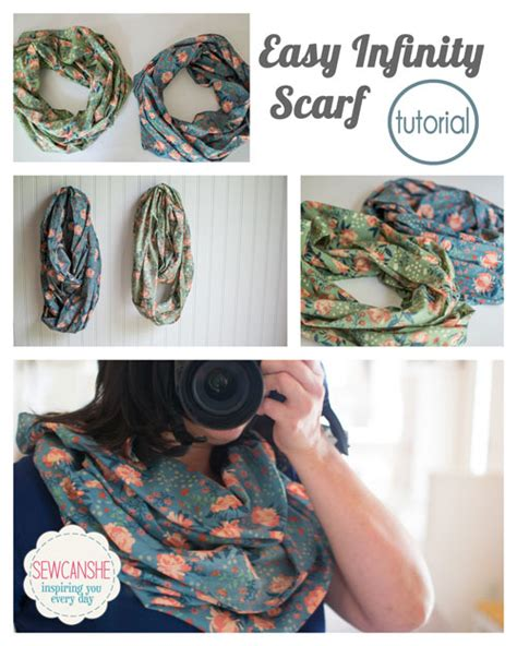 pattern for a fabric shawl easy diy infinity scarf with just a yard of fabric