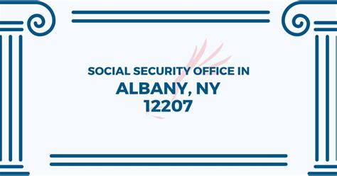 social security office in albany new york 12207 get