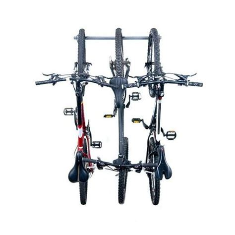Three Bike Rack by Three Bike Storage Rack