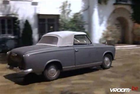 Columbo Auto by Filmauto S De Peugeot 403 Columbo De Standaard