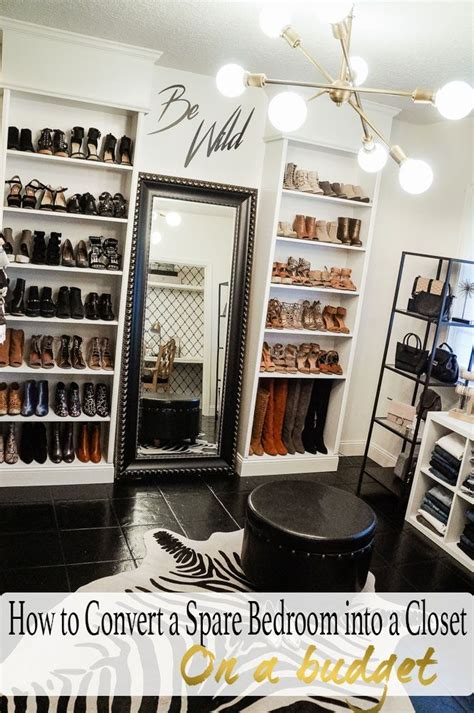 how to turn a spare bedroom into a closet 25 best ideas about ikea billy hack on pinterest ikea