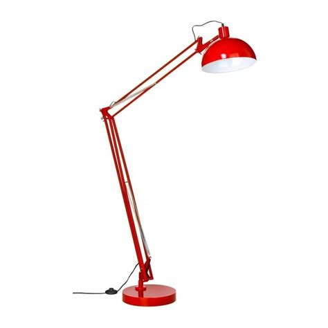 buy industrial style floor lamp industrial style lamp  red