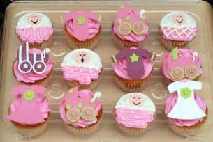 baking baby shower cupcakes