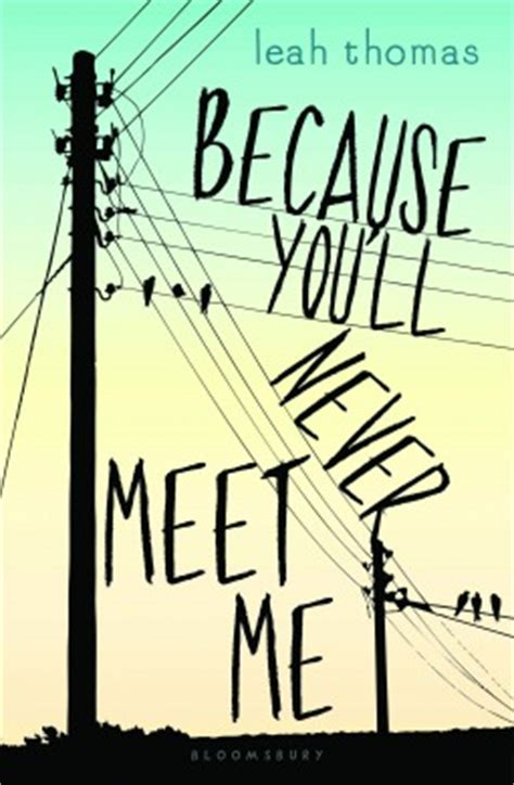 when we meet the is a books because you ll never meet me by reviews