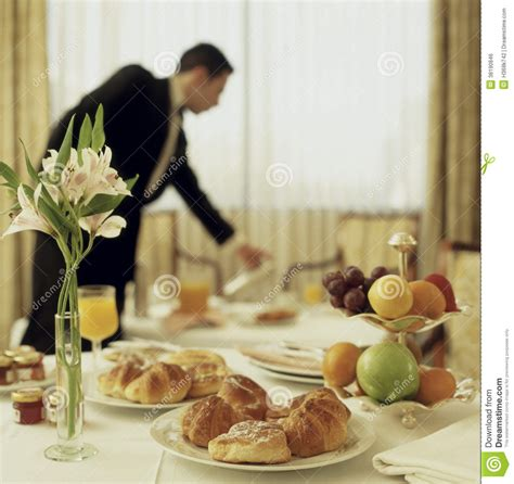 room service pictures room service continental breakfast royalty free stock